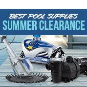 Best Pool Supplies Summer Clearance