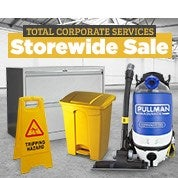 Total Corporate Services Storewide Sale