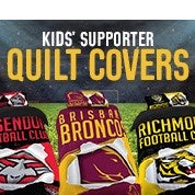Kids' Supporter Quilt Covers
