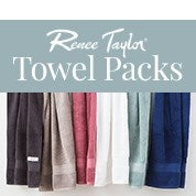 Renee Taylor Brentwood Towel Packs