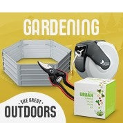 The Great Outdoors: Gardening