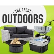 The Great Outdoors: Entertaining
