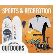The Great Outdoors: Sports & Recreation