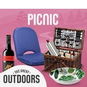 The Great Outdoors: Picnic