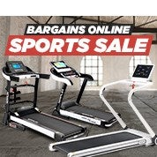 Bargains Online Sports Sale