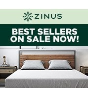 Zinus Best Sellers On Sale Now