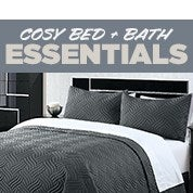 Cosy Bed & Bath Essentials