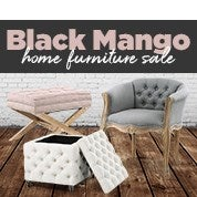 Black Mango Home Furniture Sale