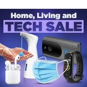 Home, Living & Tech Sale