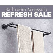 Bathroom Accessory Refresh Sale