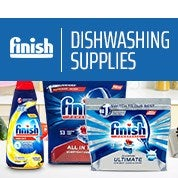 Finish Dishwashing Supplies
