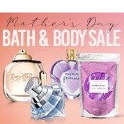 Mother's Day Bath & Body Sale