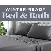 Winter Ready Bed & Bath Sale