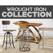 Wrought Iron Collection