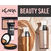 Klara Cosmetics Beauty Sale