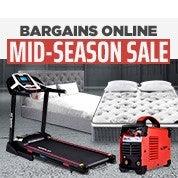 Bargains Online Mid-Season Sale