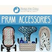 Keep Me Cosy Pram Accessories