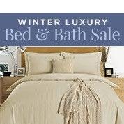 Winter Luxury Bed & Bath Sale