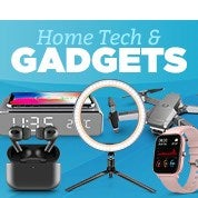 Home Tech & Gadgets