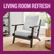 Living Room Refresh