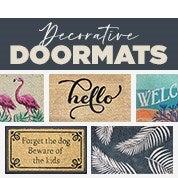 Decorative Doormats