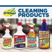 OzKleen Cleaning Products