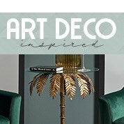 Art Deco Inspired