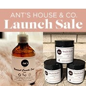 Ant's House & Co. Launch Sale
