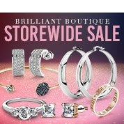 Brilliant Boutique Storewide Sale