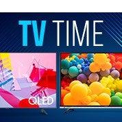TV Time Sale
