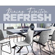 Dining Furniture Refresh