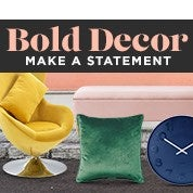 Bold Decor: Make A Statement