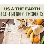 Us & The Earth Eco-Friendly Products