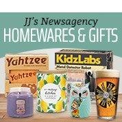 JJ's Newsagency Homewares & Gifts