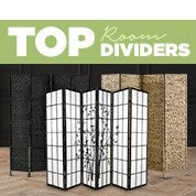 Top Room Dividers