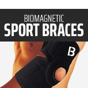 Biomagnetic Sport Braces