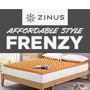 Zinus Affordable Style Frenzy