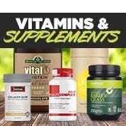 Vitamins & Supplements Sale