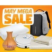 May Mega Sale