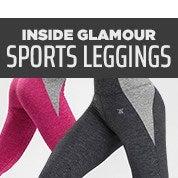 Inside Glamour Sports Leggings