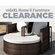 vidaXL Home & Furniture Clearance