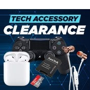 Tech Accessory Clearance