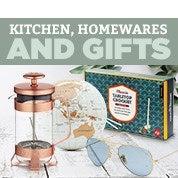 Kitchen, Homewares & Gifts