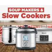 Soup Makers & Slow Cookers