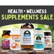 Health & Wellness Supplements Sale