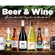 Beer & Wine Favourites