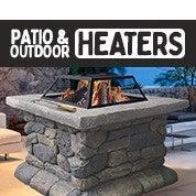 Patio & Outdoor Heater Sale