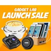Gadget Lab Launch Sale