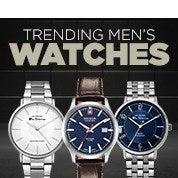 Trending Men's Watches