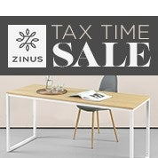 Zinus Tax Time Sale